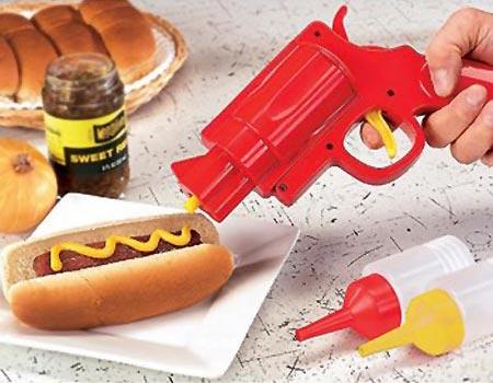 condiment-gun